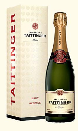 Champagne - Champagne taittinger cuvee prestige ...